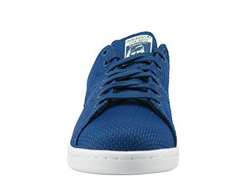 Adidas Stan Smith Ck - S75023 Wit-blauw