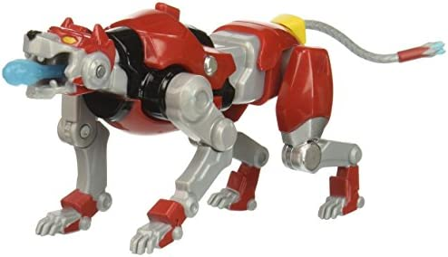 Voltron Legendary Defender Red Lion Combinable Action Figure Fire Magma Beam