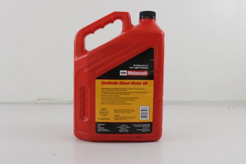 Genuine Ford Fluid Xo Sae 5w 20 Premium Synthetic Blend