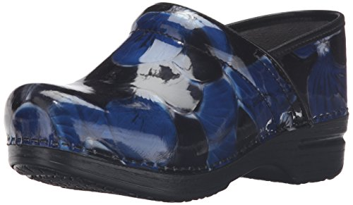 Dansko Women's Pro XP Clog Blue Hibiscus prices cheap price best deals free shipping low price outlet pay with paypal 100% guaranteed for sale uRyU4bWP8