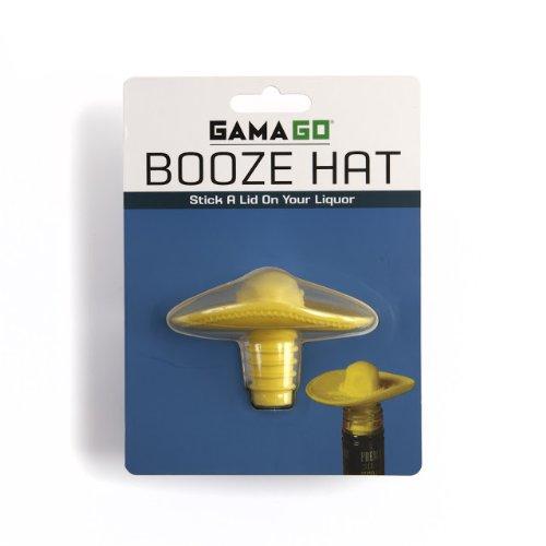 Hat Wine Bottle - GAMAGO Sombrero Booze Hat Wine Bottle Stopper