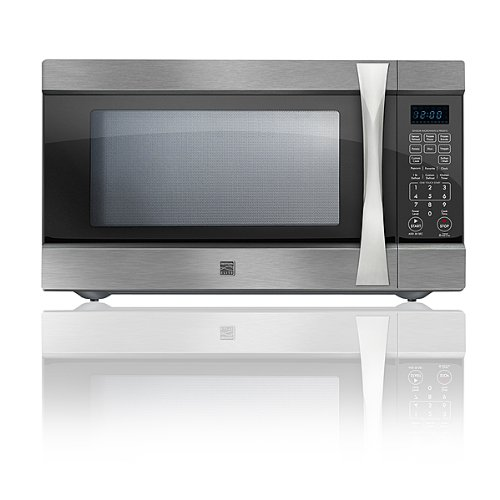 Kenmore Elite 2.2 cu. ft. Countertop Microwave w/ Extra-Large Capacity - Stainless Steel 74223