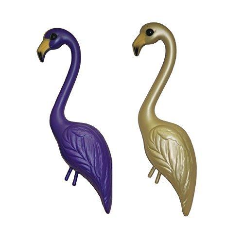 Pink Inc. YSW2-PUGO 33″ Purple & Gold Flamingo