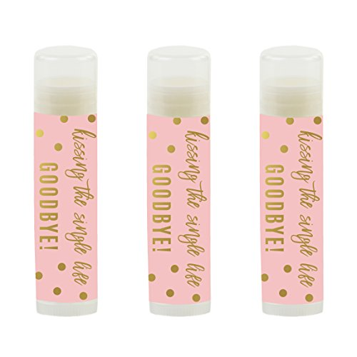 Andaz Press Blush Pink and Metallic Gold Confetti
