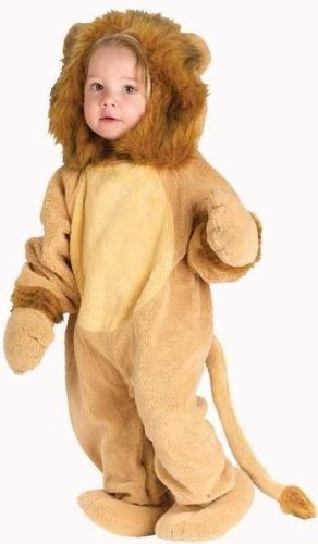 Infant Cuddly Lion Costumes (Cuddly Lion Baby Infant Costume - Infant Small)