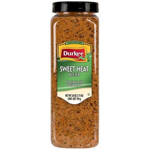 Durkee Sweet Heat Blend Seasoning, 28 Ounce -- 6 per case.