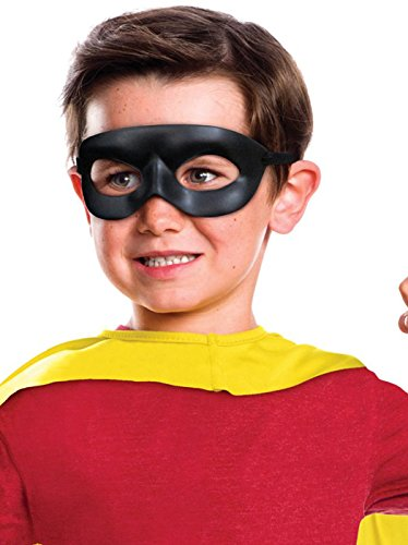Rubie's Costume Boys DC Comics Robin Mask Costume, One Size ()