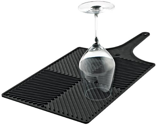 Wine Enthusiast Airflow Glassware Drying Mat (Rack Flow Wine)