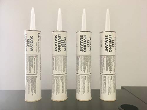 Dicor 502-LSW Self-Leveling Lap Sealant (4-Pack) (Sealant Lap Dicor)