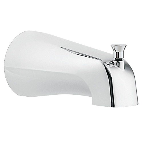 Washer Bath Diverter (Moen 3801 Diverter Spout, Chrome)