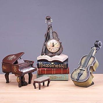 ZSWshop Radio Retro Antigua, TV, máquina de Escribir, máquina de Coser, Adornos