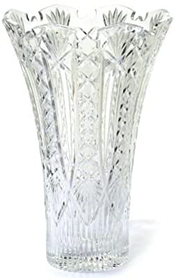 Amazon Com Waterford Irish Lace 6 Inch Vase Home Amp Kitchen