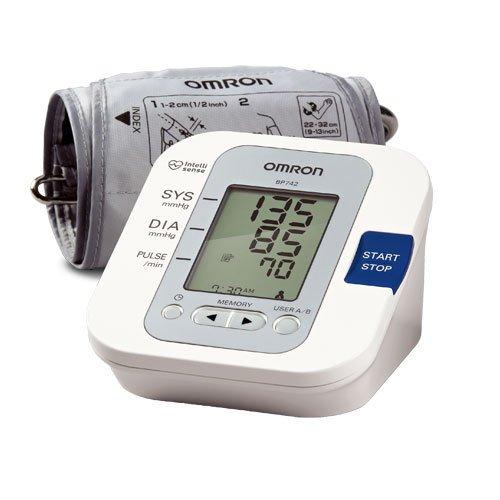 Dual Memory Blood Pressure Monitor - 7