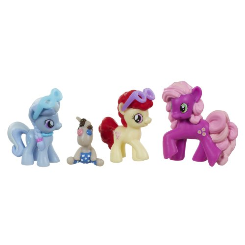 Lesson Set (Silver Spoon, Twist-a-loo, and Cheerilee), 3-Pack ()
