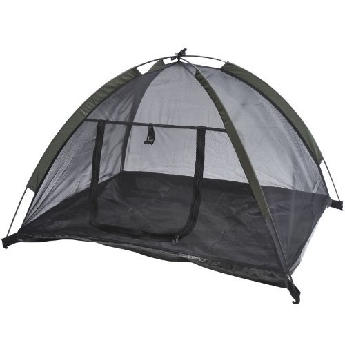 Pawhut 35  x 28  Mesh Outdoor Camp Pop Up Pet Dog Camping Tent