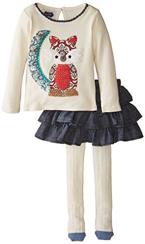 Mud Pie Little Girls Skirt