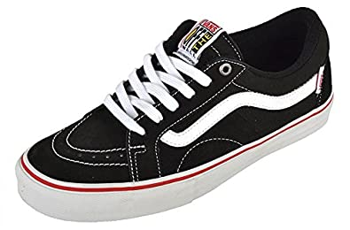 2bce6213f85616 Image Unavailable. Image not available for. Colour  Vans AV Native American  Low Black White ...