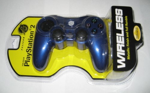 Pelican PS2 Predator Wireless Controller