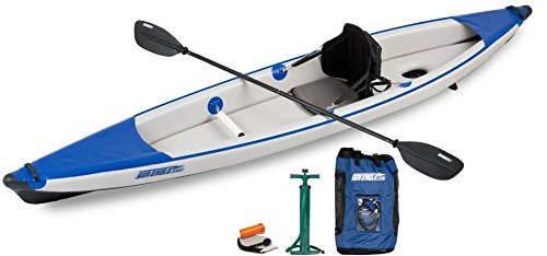 Sea Eagle RazorLite Inflatable Kayak with Pro Accessory P...