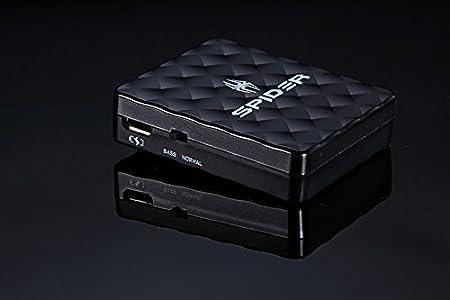 Black Spider XtremeBass AMP Amplifier C-EAMP-BK02