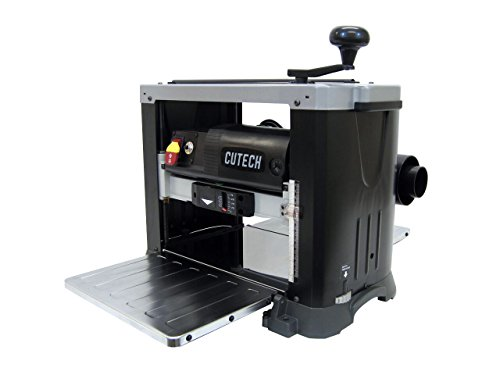 Cutech 40300H-CT 13'' Spiral Cutterhead Planer - Deluxe Model by Cutech Tool LLC