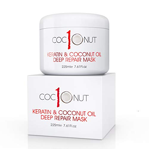 Keratin Coconut Deep Repair Hair