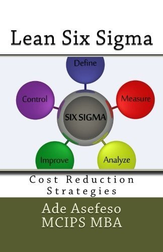 Design for Six Sigma: DFSS by Ade Asefeso MCIPS MBA (2014-06-03) thumbnail