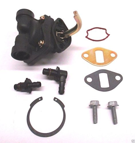 Kohler 12-559-02-S Lawn & Garden Equipment Engine Fuel Pump Genuine Original Equipment Manufacturer (OEM) Part for Kohler - Pump Model Engine
