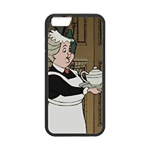 iphone6 4.7 inch Phone Case Black One Hundred and One Dalmatians Nanny JHI2333794