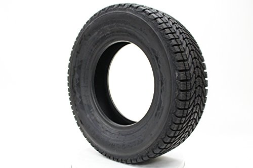 Firestone Winterforce UV Winter Radial Tire - 225/75R16 106S (Best Winter Tires For Jeep Wrangler)