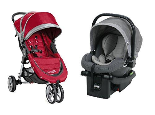 3 Wheel Baby Jogger Stroller - 8