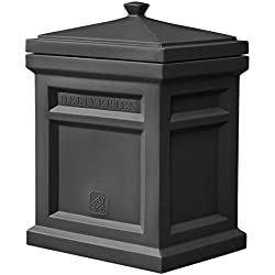Step2 Express Package Delivery Box, Elegant Black