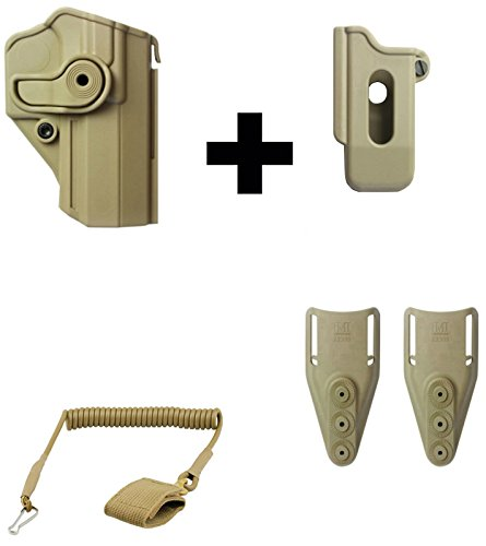 Z2300 IMI Defense Low Ride Belt Loop Attachment Tan Color