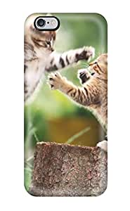 Tpu Iphone Shockproof Scratcheproof Cat Hard Case Cover For Iphone 6 Plus