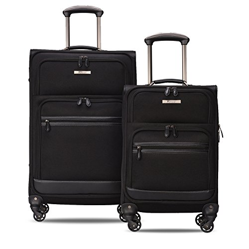 luggage Sets Spinner Wheels -For Business,Travel, Students,Men,Women, Heavy - Duty (18'', 24'') by EZMATE
