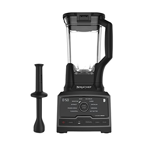 Ninja Chef 1500-Watt High Speed Blender, Black CT805