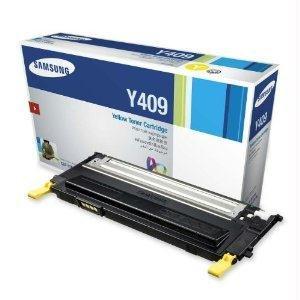 Samsung CLT-Y409S OEM Toner - CLP-310 CLP-315 CLX-3170 CLX-3175 Series Yellow Toner (1000 Yield) OEM