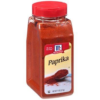 McCormick Paprika, (11 oz.) x6 AS