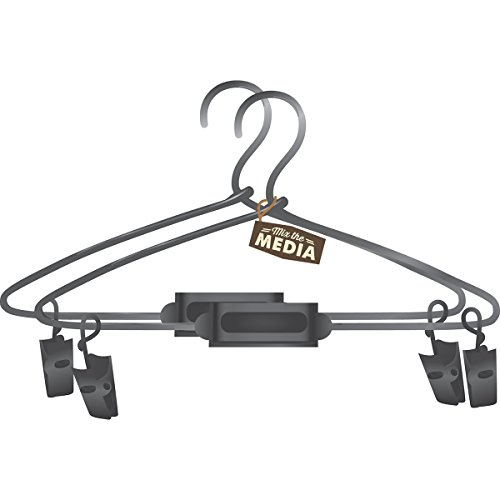 (Hampton Art Mix The Media Antique Metal Hangers, 5.75-Inch, 2-Pack)