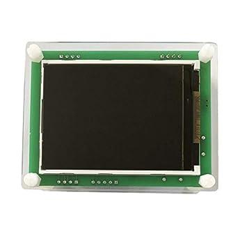 Pudincoco 2,8 pulgadas Pantalla TFT Coche PM2.5 Detector de calidad del aire