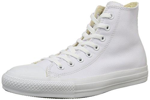4b73488e4cce Converse CT All Star Hi White Mens Trainers - 136822C new - www ...