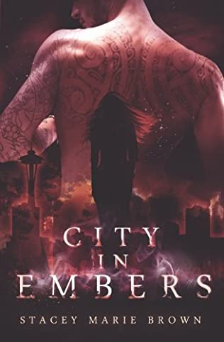 book cover of City In Embers