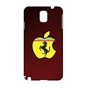 Wish-Store Ferrari Logo (3D)Phone Case for Samsung Galaxy note3
