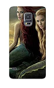Hot Legbnx-6812-vbkaspu Case Cover Protector For Galaxy S5- Sirens Pirates Of The Caribbean On Stranger/ Special Gift For Lovers