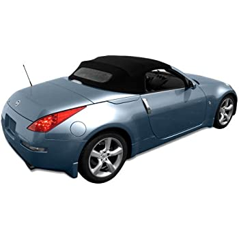 Amazon.com: Nissan 350Z, 2004-2009 Convertible Top w/Heated Glass ...