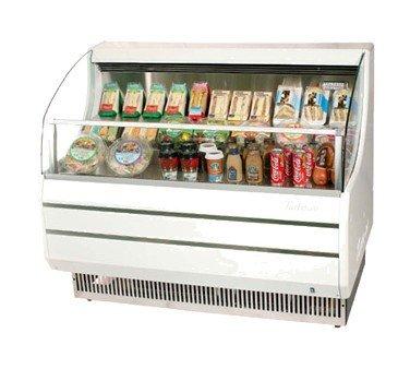 (Horizontal Open Display Merchandiser, Slim-line, 6.6 Cu. Ft. Capacity, 39