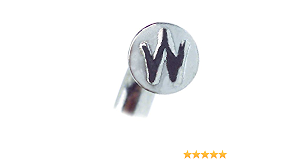 WHEELSMITH 14 Gauge Bike Brass Nipple Silver 1//2/'/' 50 Qty