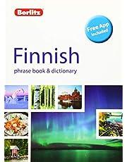 Berlitz Phrase Book & Dictionary Finnish (Bilingual dictionary)