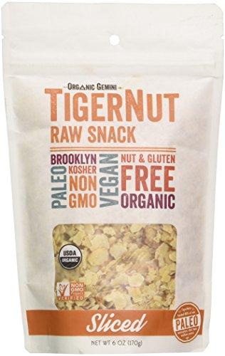 Organic Sliced TigerNuts 6 OZ
