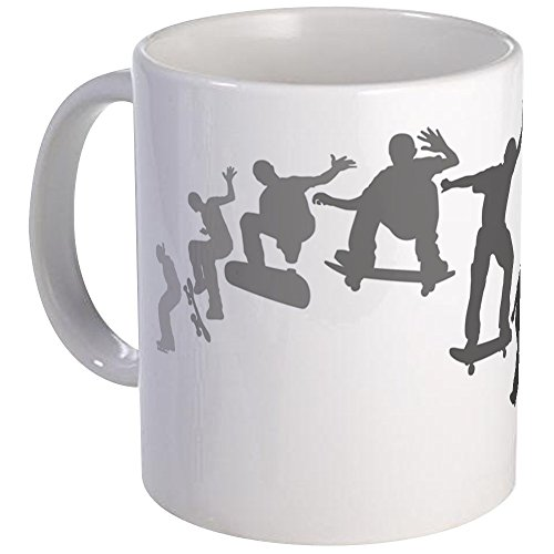 CafePress - Skateboarding - Unique Coffee Mug, Coffee Cup